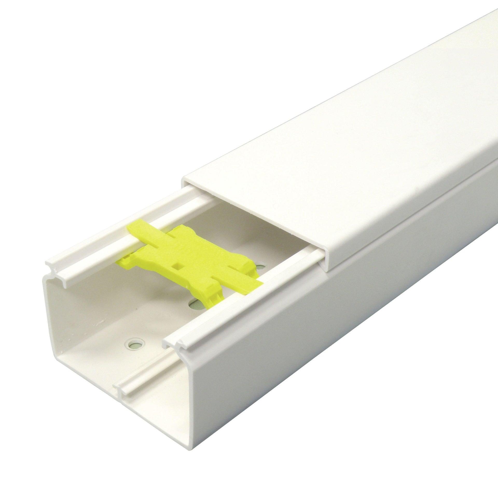 Canalina gtl 200 x 4 x 6 cm bianco