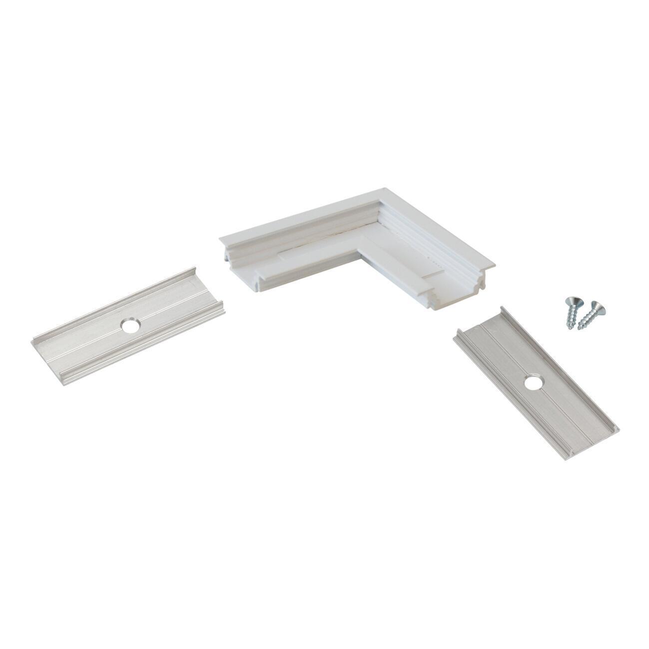 Connettore per profilo strisce led, bianco, 2 m - 2