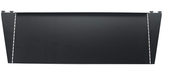 Set di 2 pezzi, Ripiano Element System L 80 x H 10 x P 30 cm nero - 1