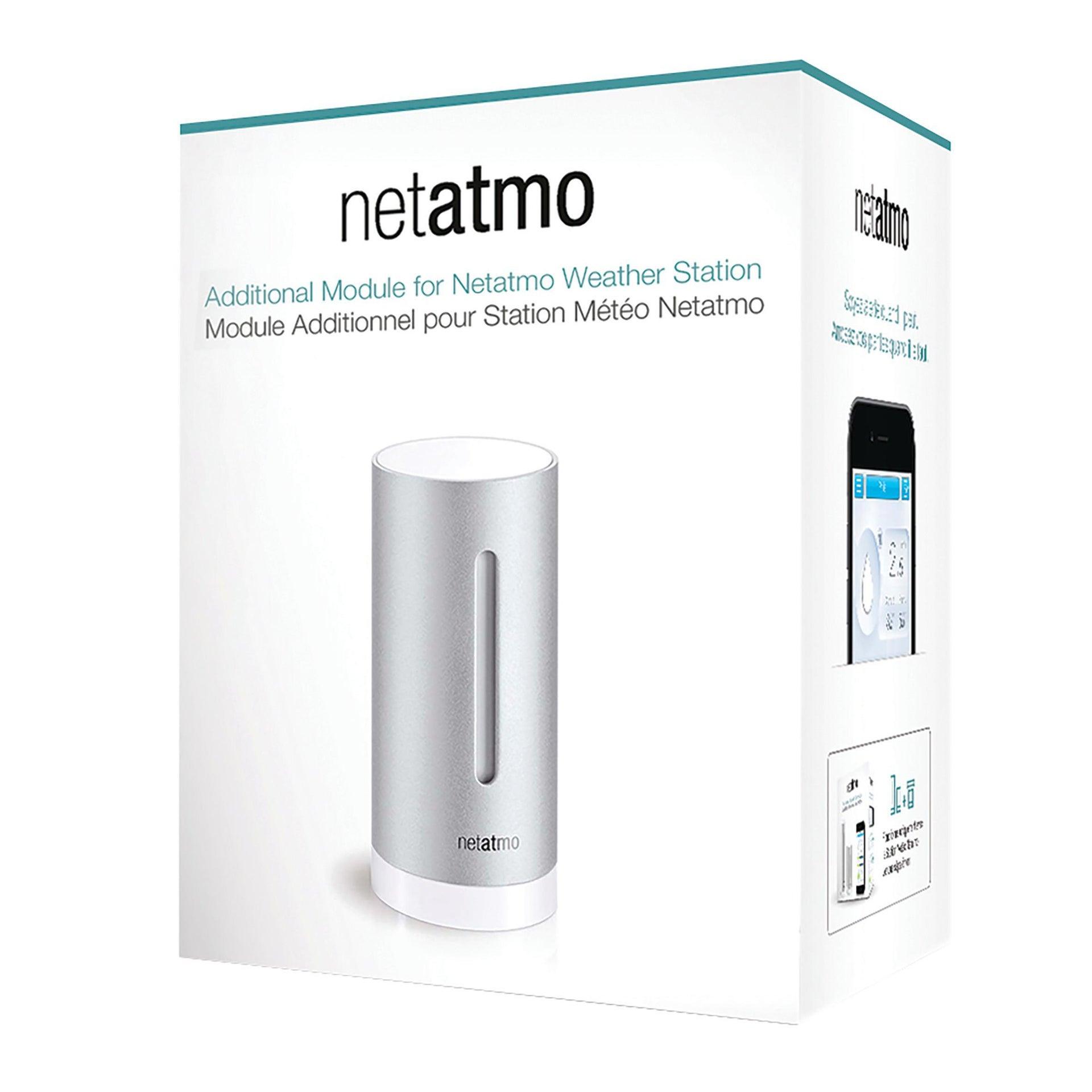 Misurazione della qualità dell'aria all'interno NETATMO Ink001 indoor - 7