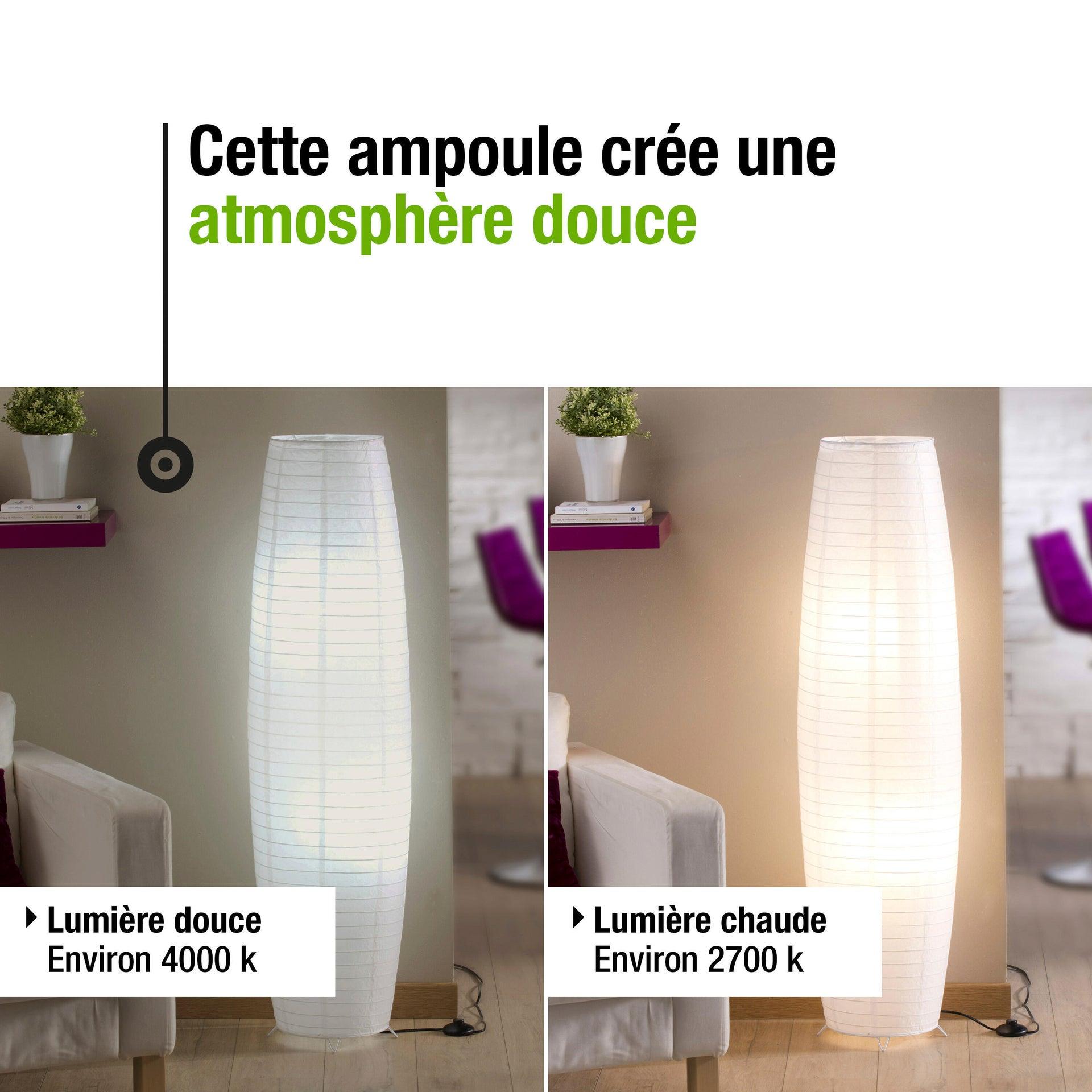 Lampadina LED, GU5.3, Faretto, Trasparente, Luce naturale, 5.5W=345LM (equiv 35 W), 36° , LEXMAN - 4