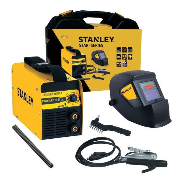Saldatrice inverter STANLEY mma 200 A 6700 W - 1