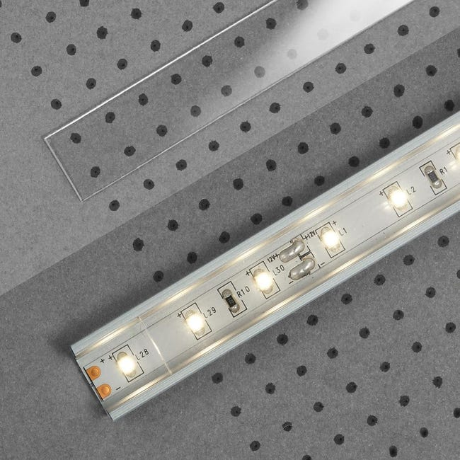 Cover trasparente, 2 m - 1