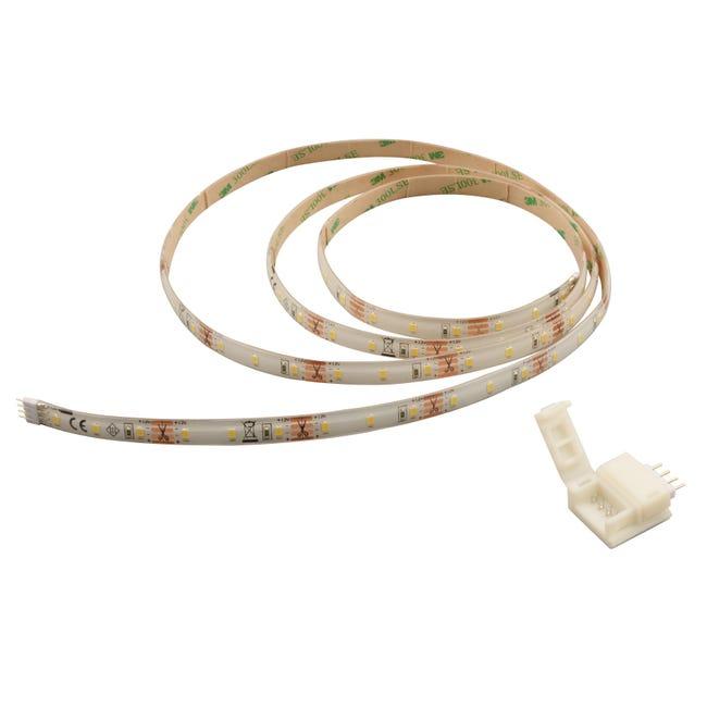 Striscia led Noname 1.5m luce bianco caldo 400LM IP20 INSPIRE - 1