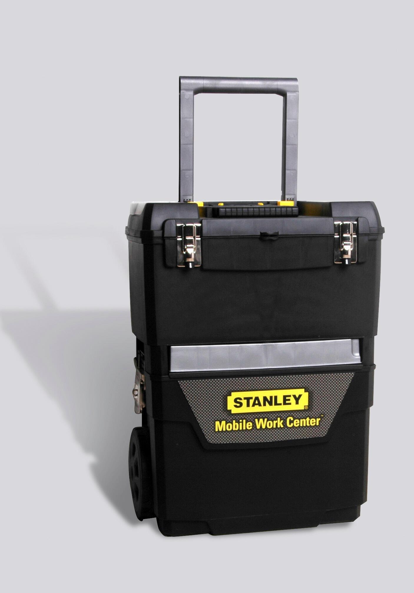 Baule porta utensili STANLEY in polipropilene - 2