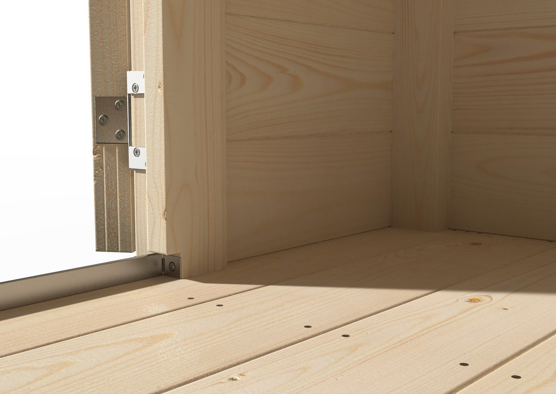 Pavimento per casetta da giardino Azalea DECOR ET JARDIN 332.4 x 300 x 45 cm - 2