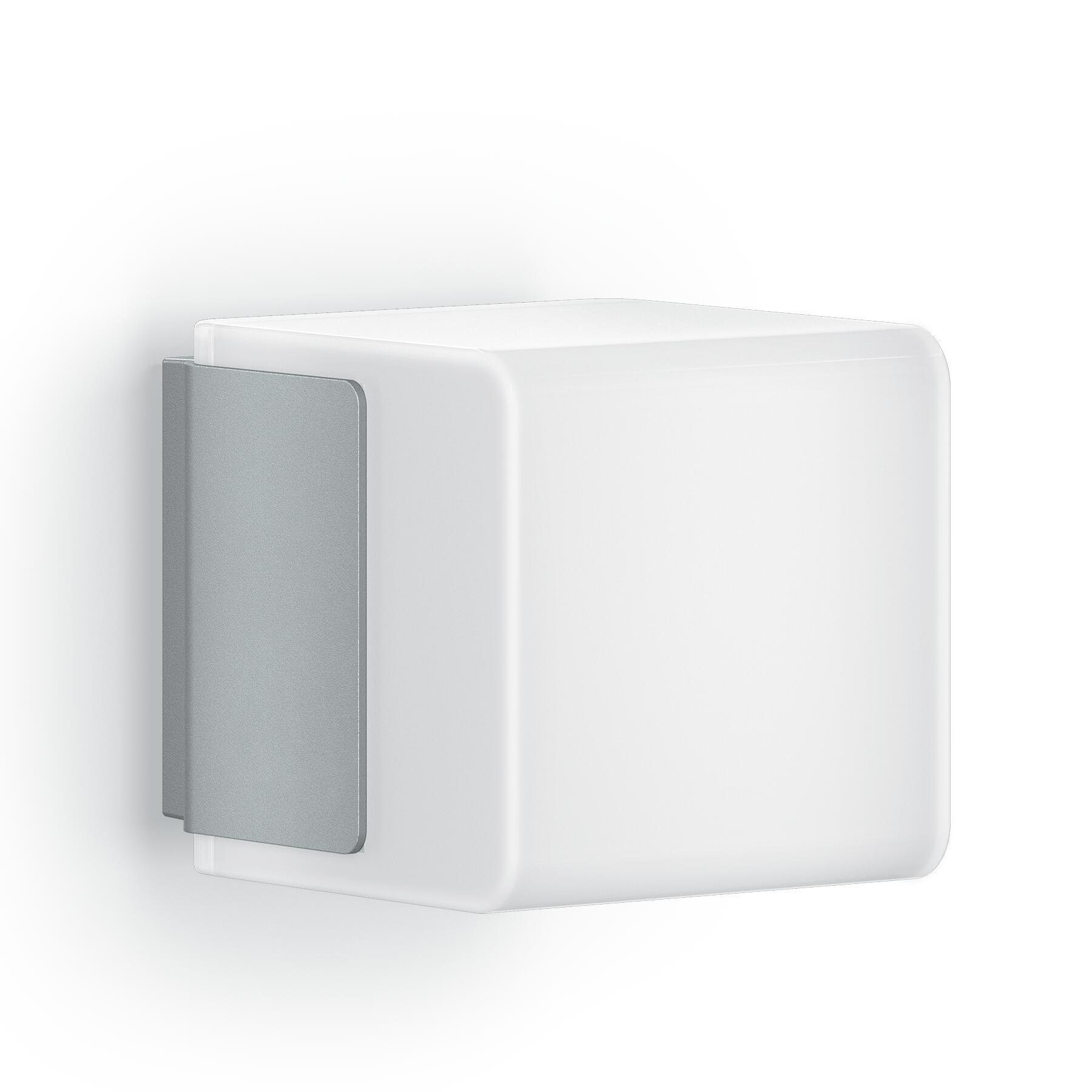 Applique L 835 LED integrato con sensore di movimento, grigio, 9.5W 586LM IP44 STEINEL - 2