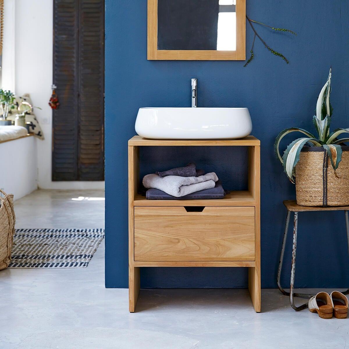 Rubinetto per lavabo Easy cromato SENSEA - 4