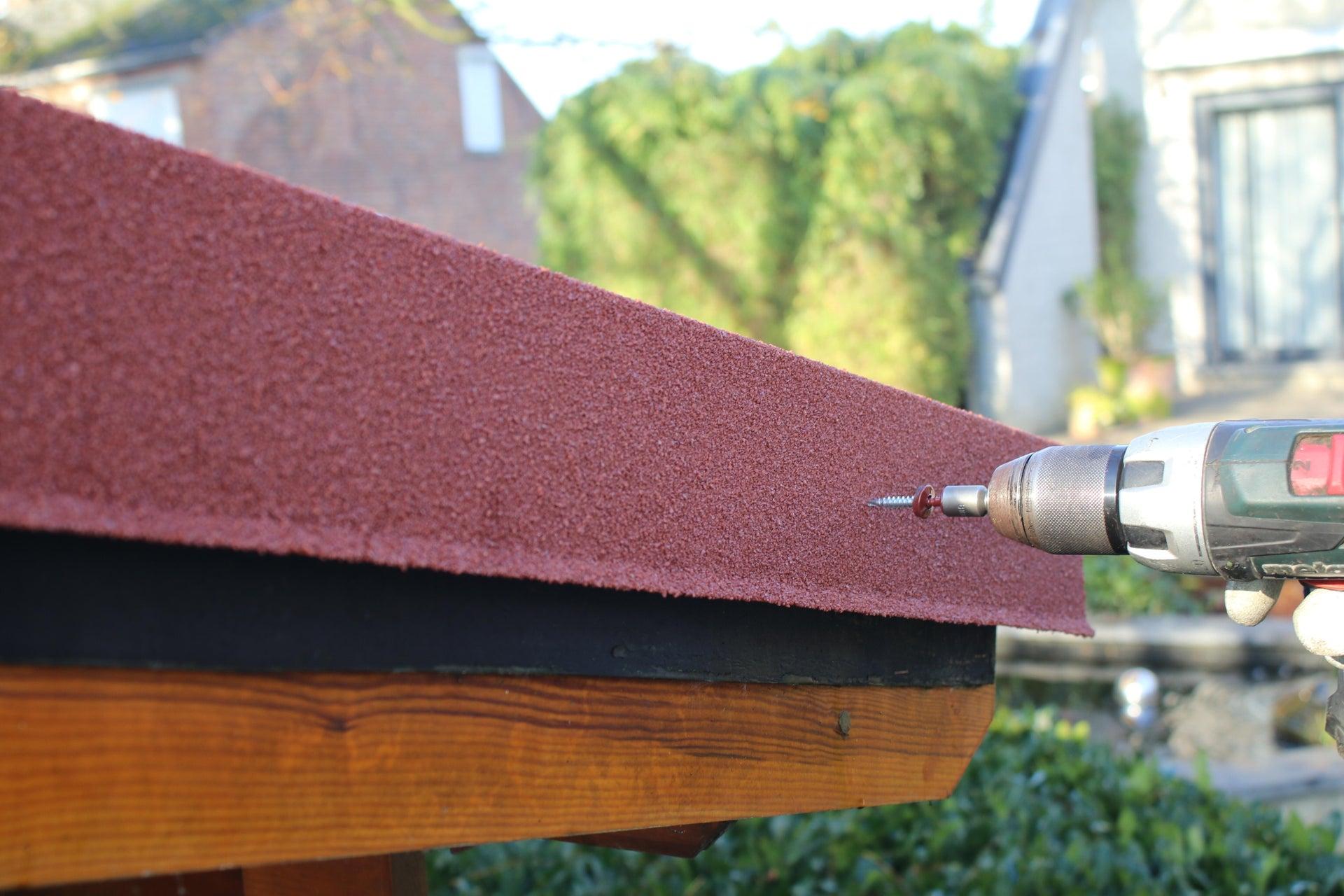 Fascia IKO in acciaio 0.91 x 91 cm - 4