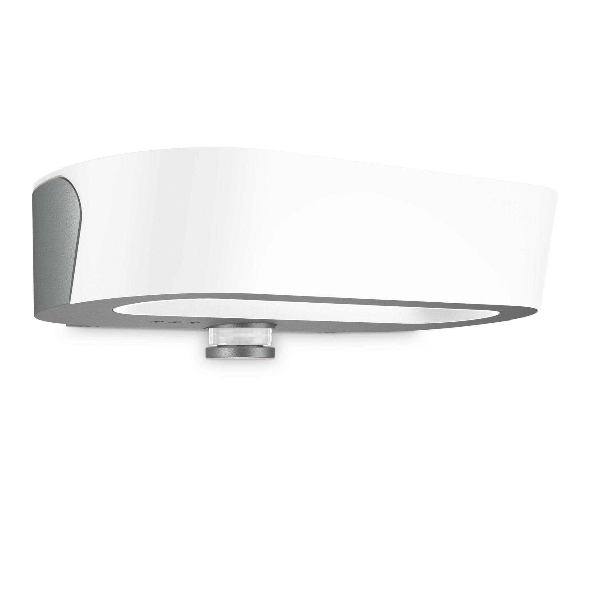 Applique L 710 LED integrato con sensore di movimento, antracite, 8.6W 670LM IP54 STEINEL - 6