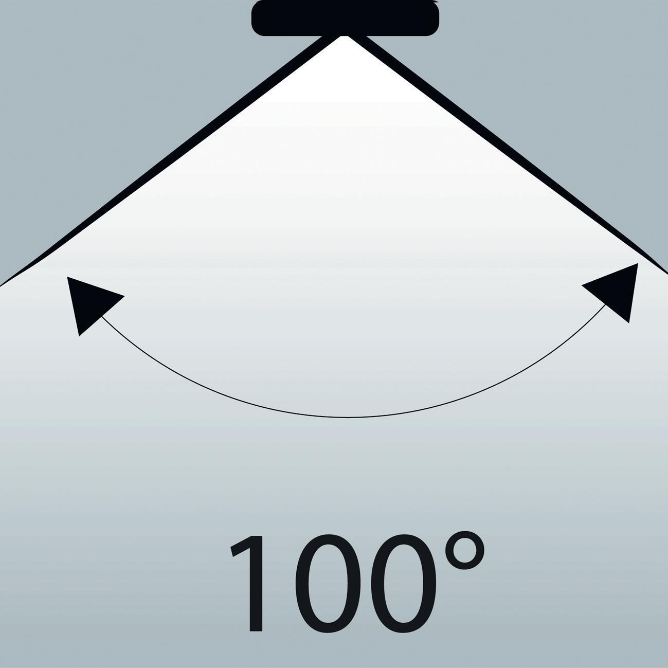 Lampadina LED, GU10, Faretto, Opaco, CCT, 6W=345LM (equiv 50 W), 100° , LEXMAN - 2