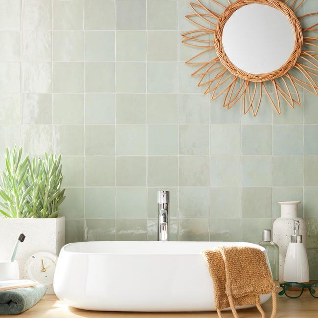 Rubinetto per lavabo Easy cromato SENSEA - 1