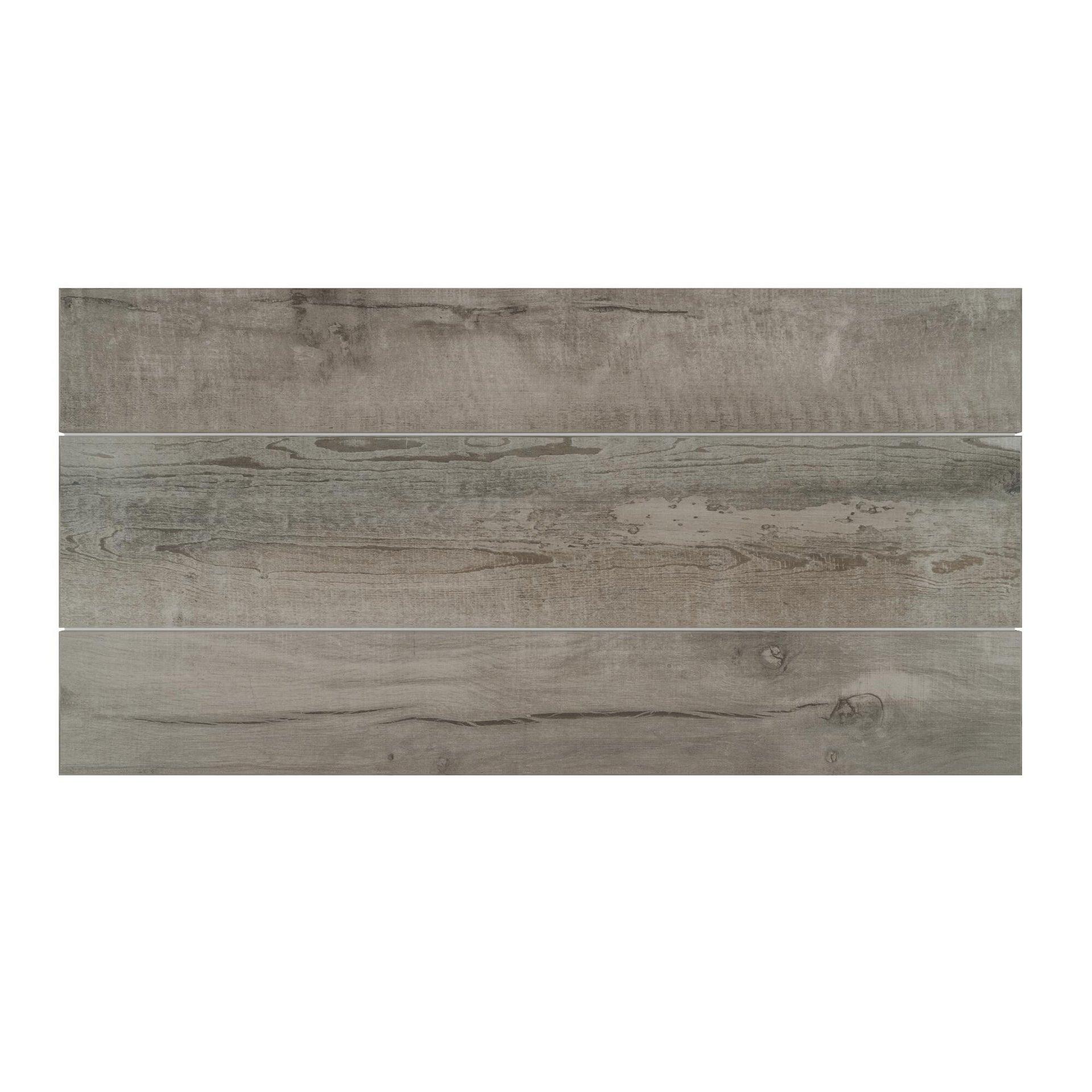 Piastrella Aspen 20 x 100 cm sp. 10 mm PEI 5/5 grigio - 4
