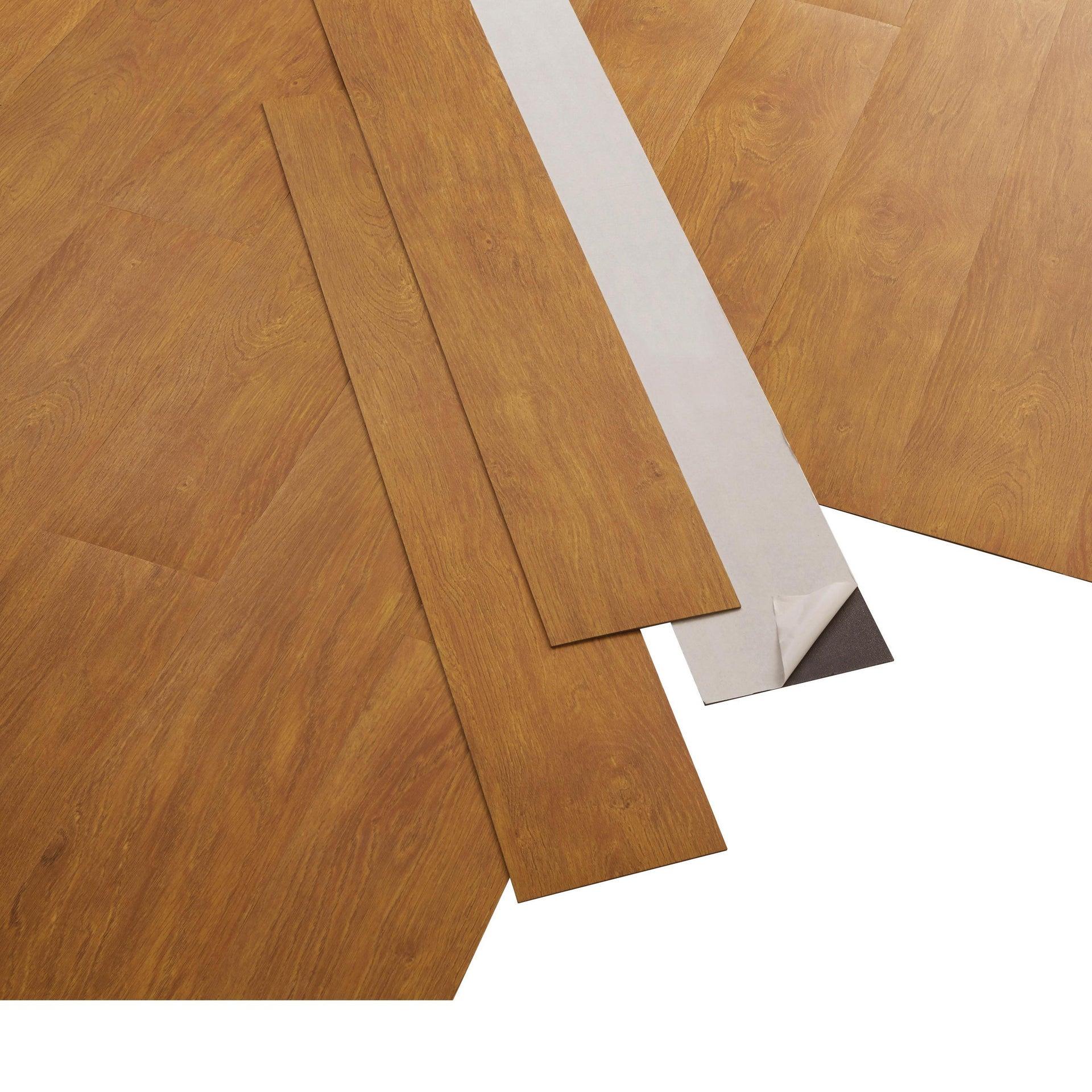 Pavimento PVC adesivo Obak Sp 1.8 mm marrone - 3