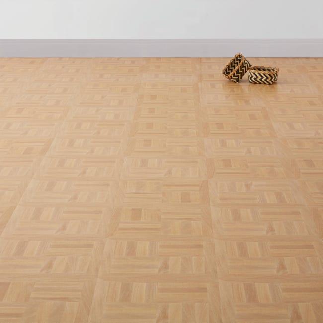 Pavimento PVC adesivo Dugan Sp 1.2 mm giallo / dorato - 1