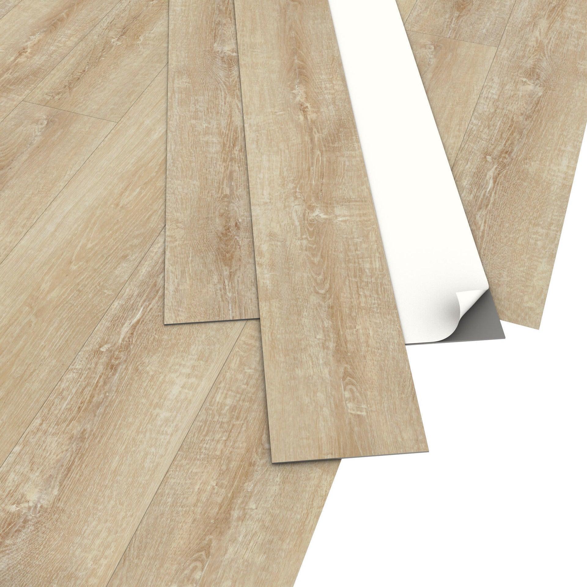 Pavimento PVC adesivo Senso Baladlight Sp 2.5 mm beige - 10