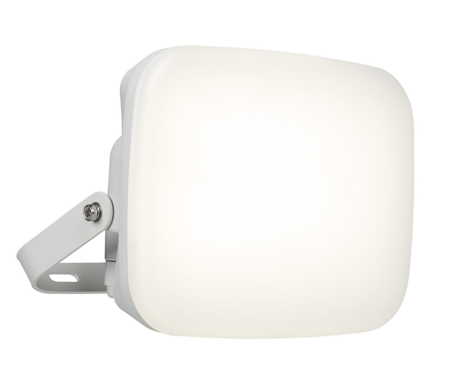 Proiettore LED integrato Kanti in alluminio, bianco, 30W 2000LM IP65 INSPIRE - 6