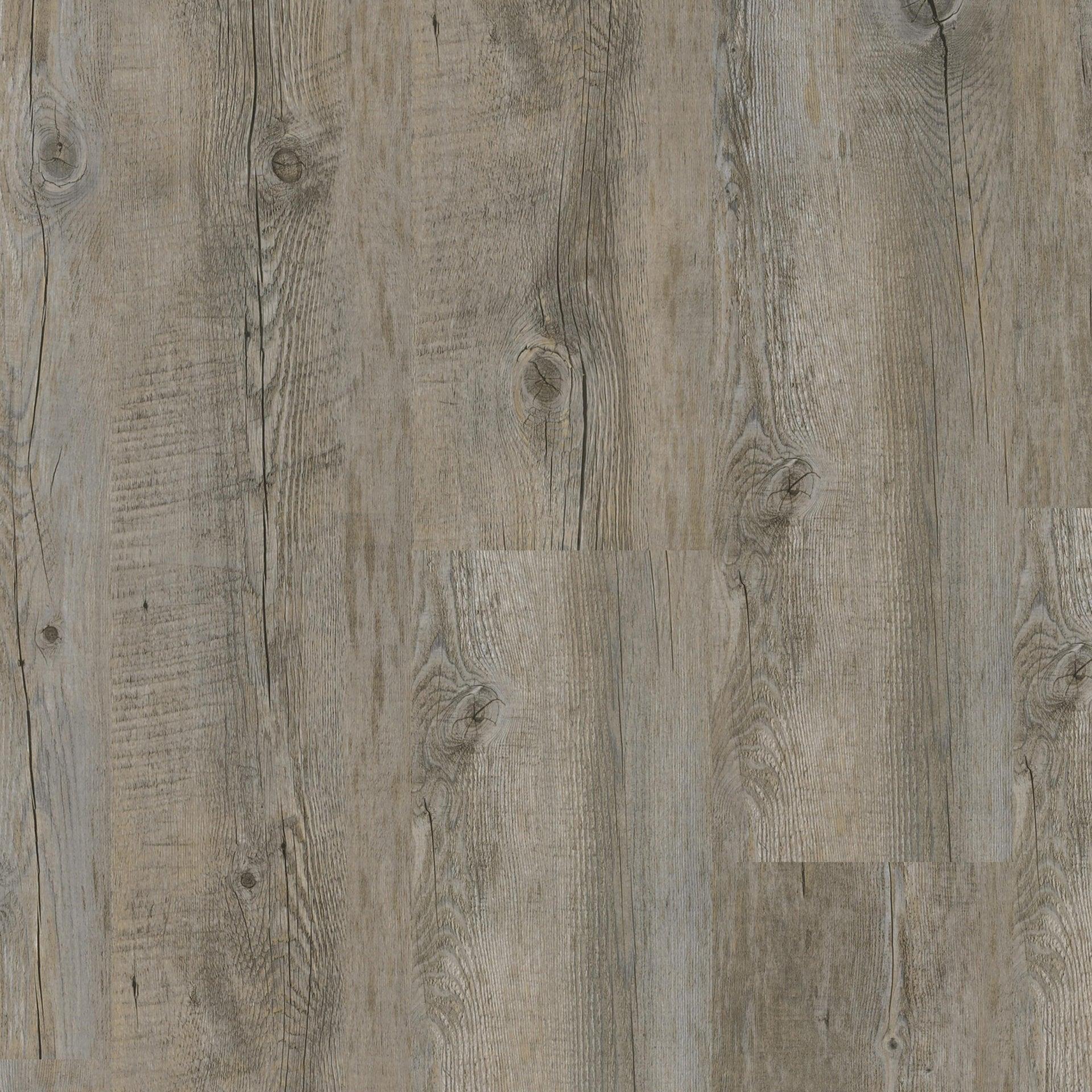 Pavimento PVC flottante clic+ Pecan Sp 4.5 mm grigio / argento - 7