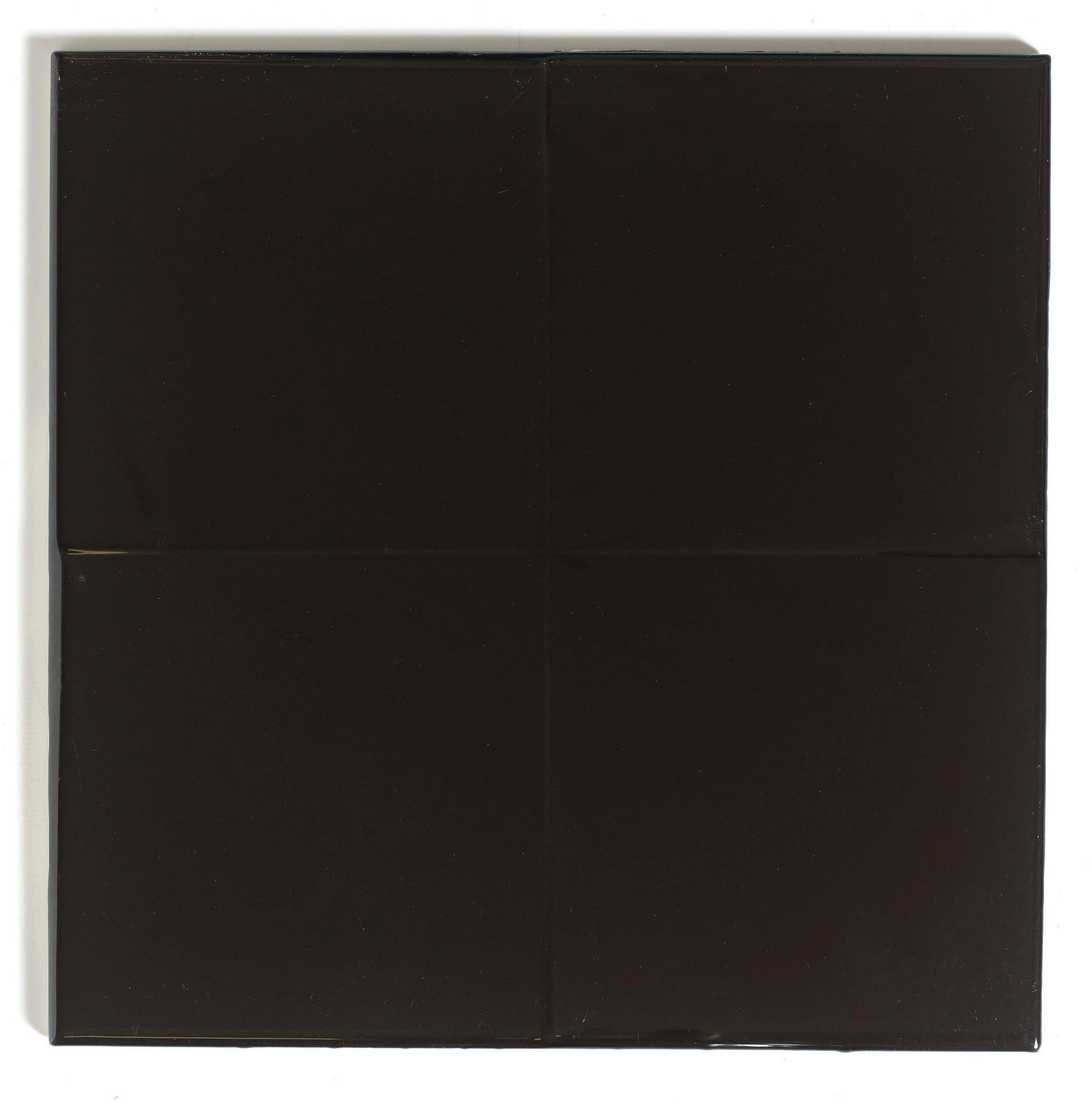 Piastrella per rivestimenti Brillant 15 x 15 cm sp. 6.5 mm nero - 6