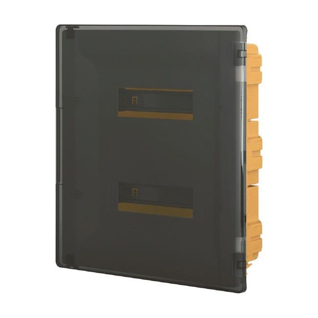 Centralino a incasso 24 moduli BTICINO grigio - 1