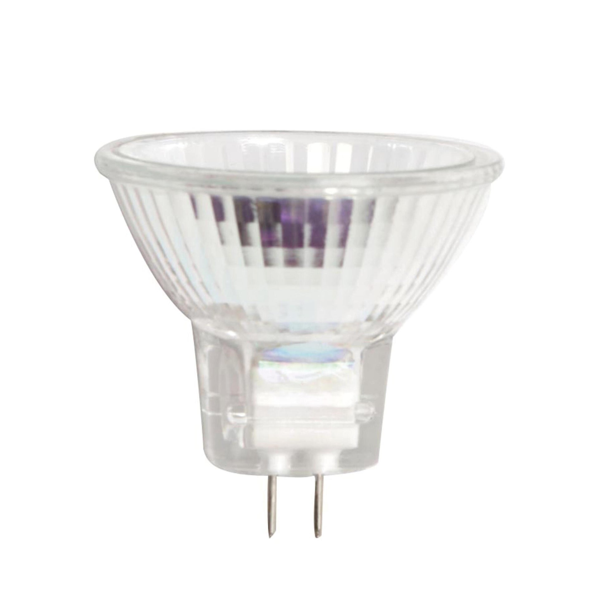 Lampadina Alogena, GU5.3, Faretto, Trasparente, Luce calda, 40W=540LM (equiv 50 W), 38° - 1