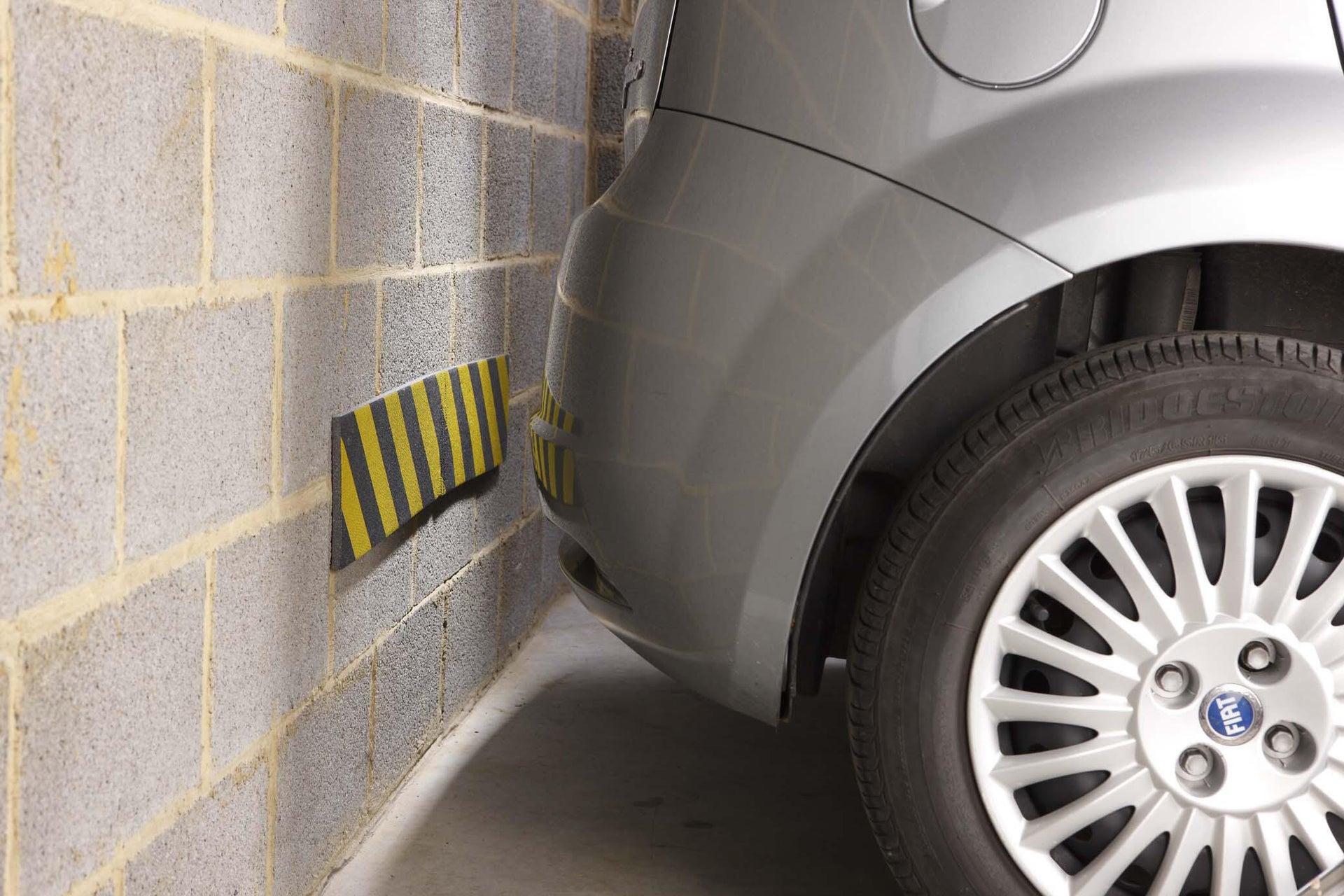 Protezione per garage in poliuretano L 100 x H 15 cm multicolore - 5