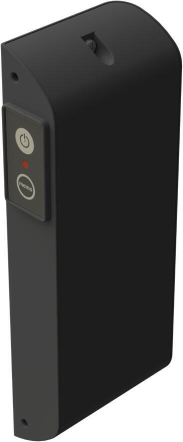 Termosifone elettrico radiante DECOWATT spezie 500 W - 5