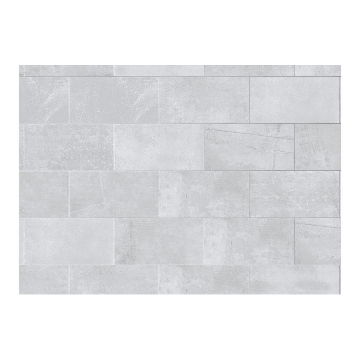 Pavimento SPC flottante clic+ Sp 4 mm grigio / argento - 2