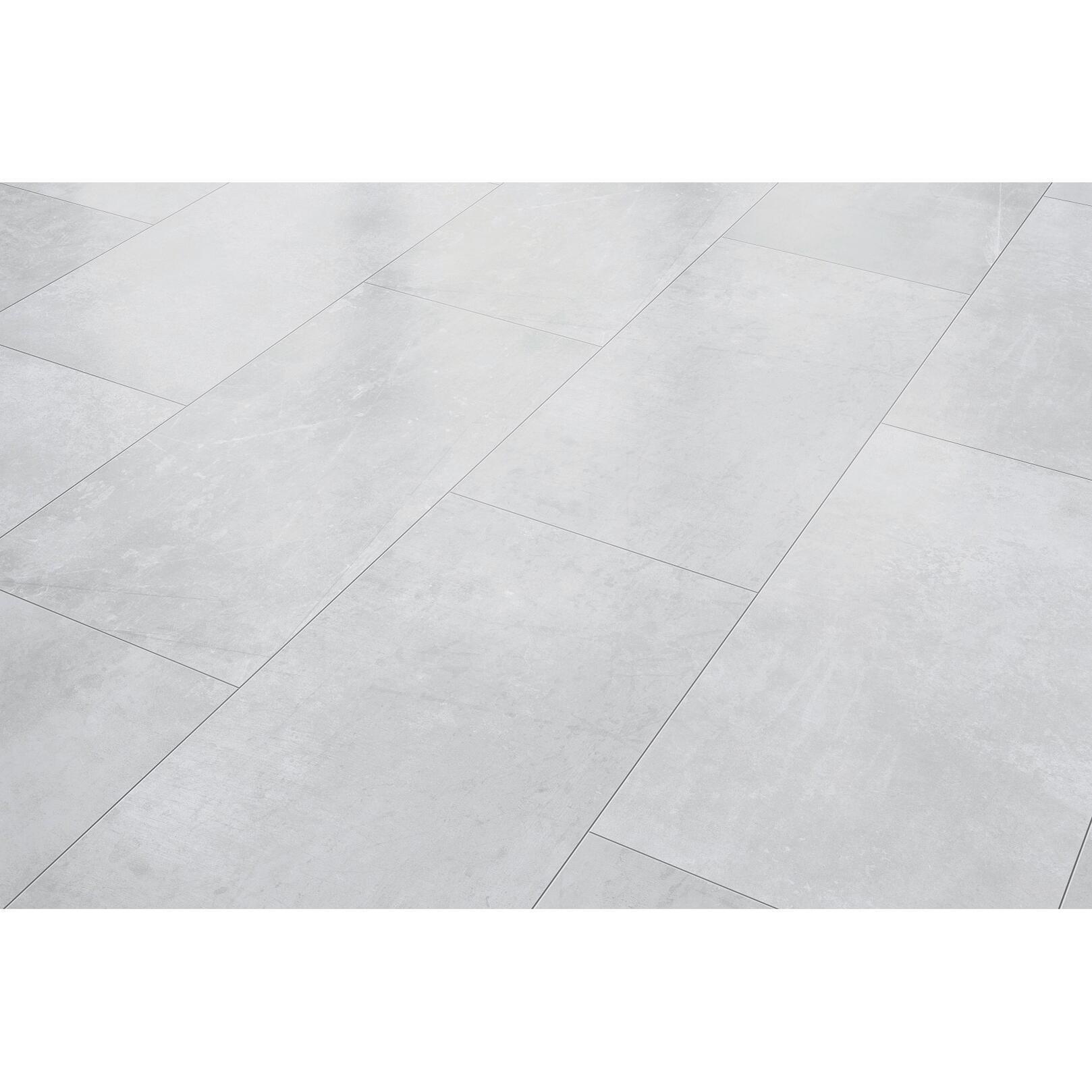 Pavimento SPC flottante clic+ Sp 4 mm grigio / argento - 3