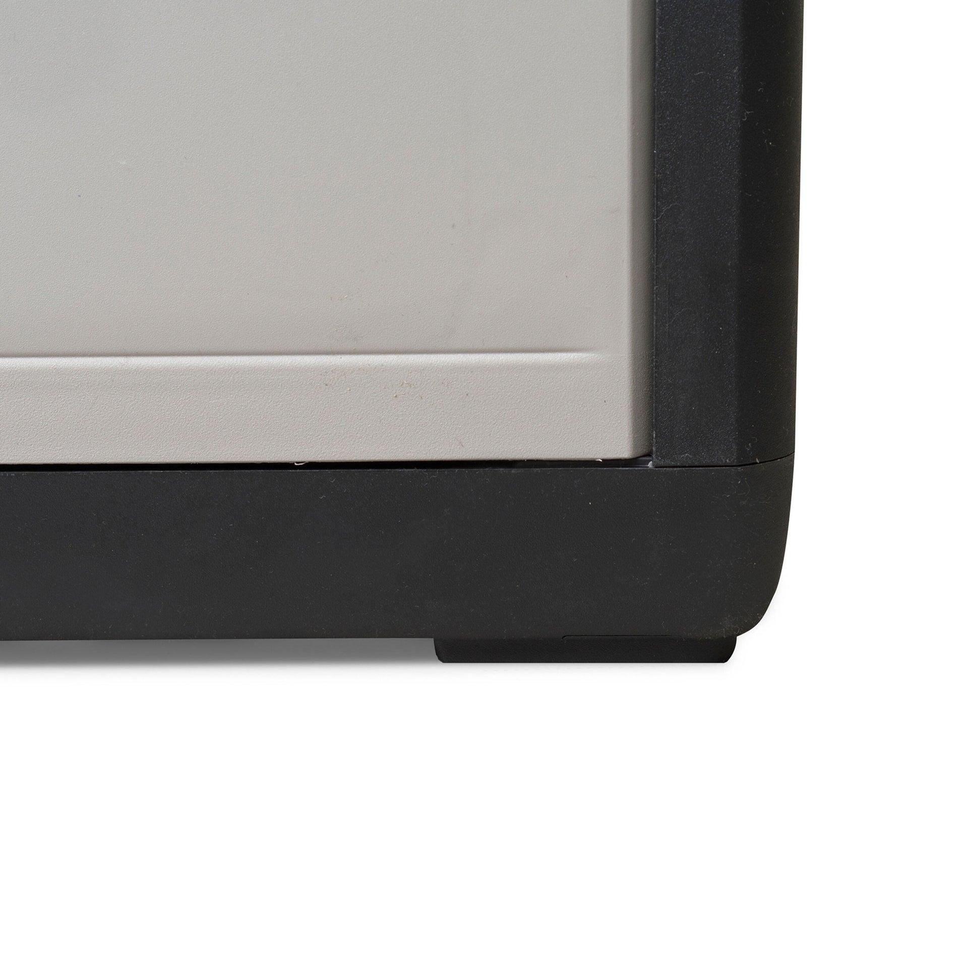 Armadio Elegance L 65 x P 38 x H 171 cm grigio e nero - 4