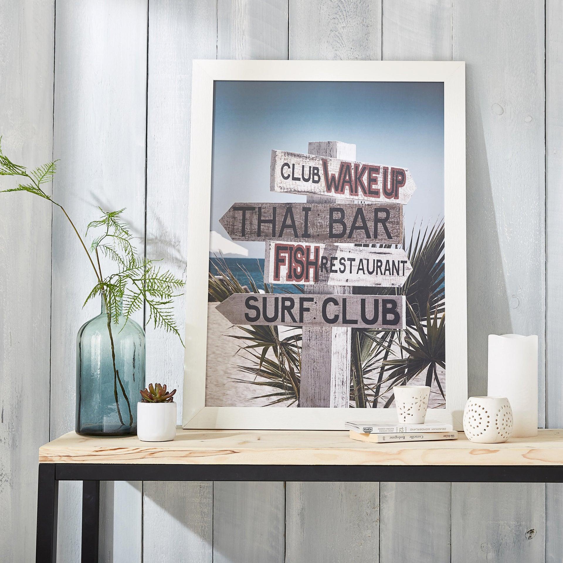 Cornice INSPIRE Mia bianco per foto da 50x70 cm - 2