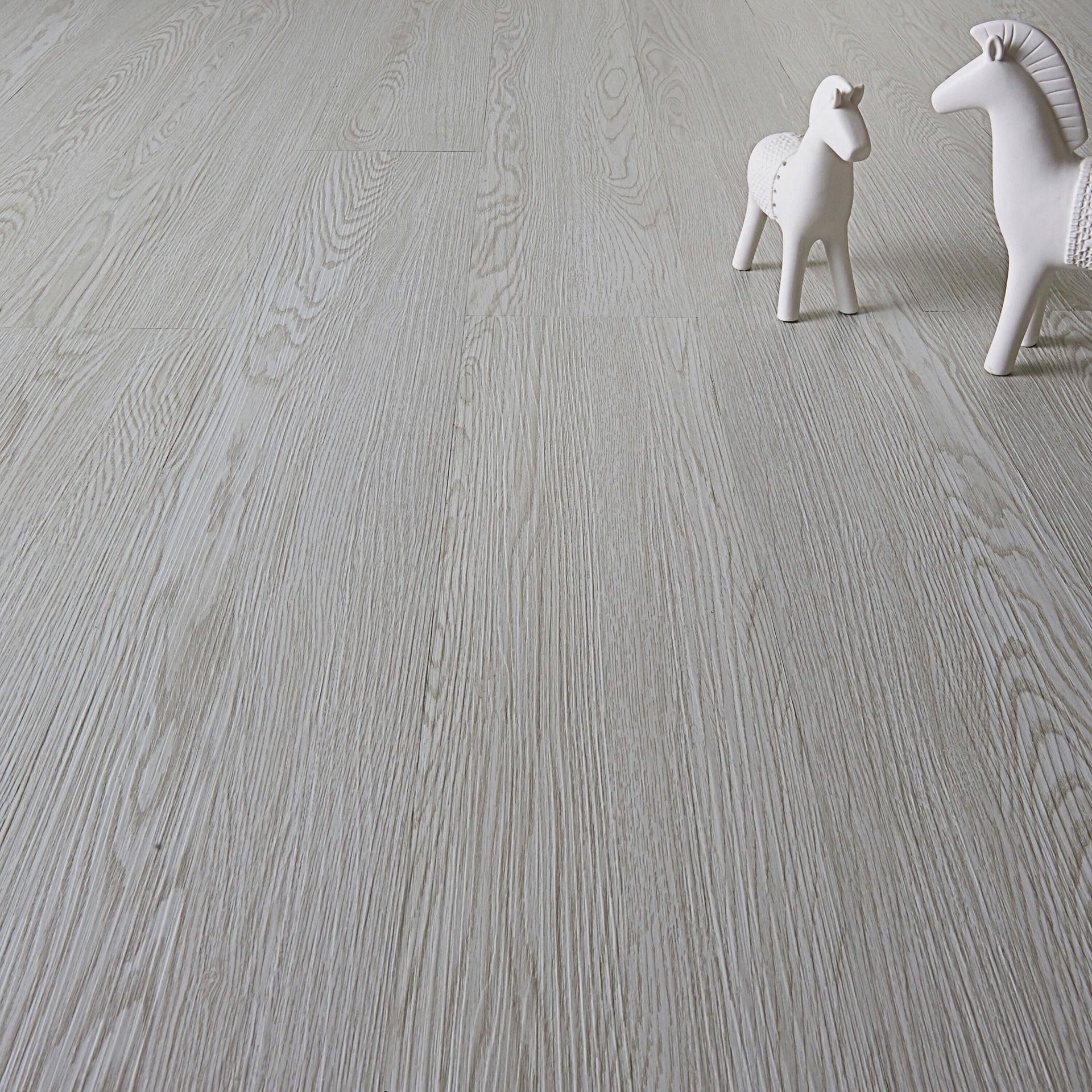 Pavimento PVC adesivo Whiwood Sp 1.8 mm bianco - 5