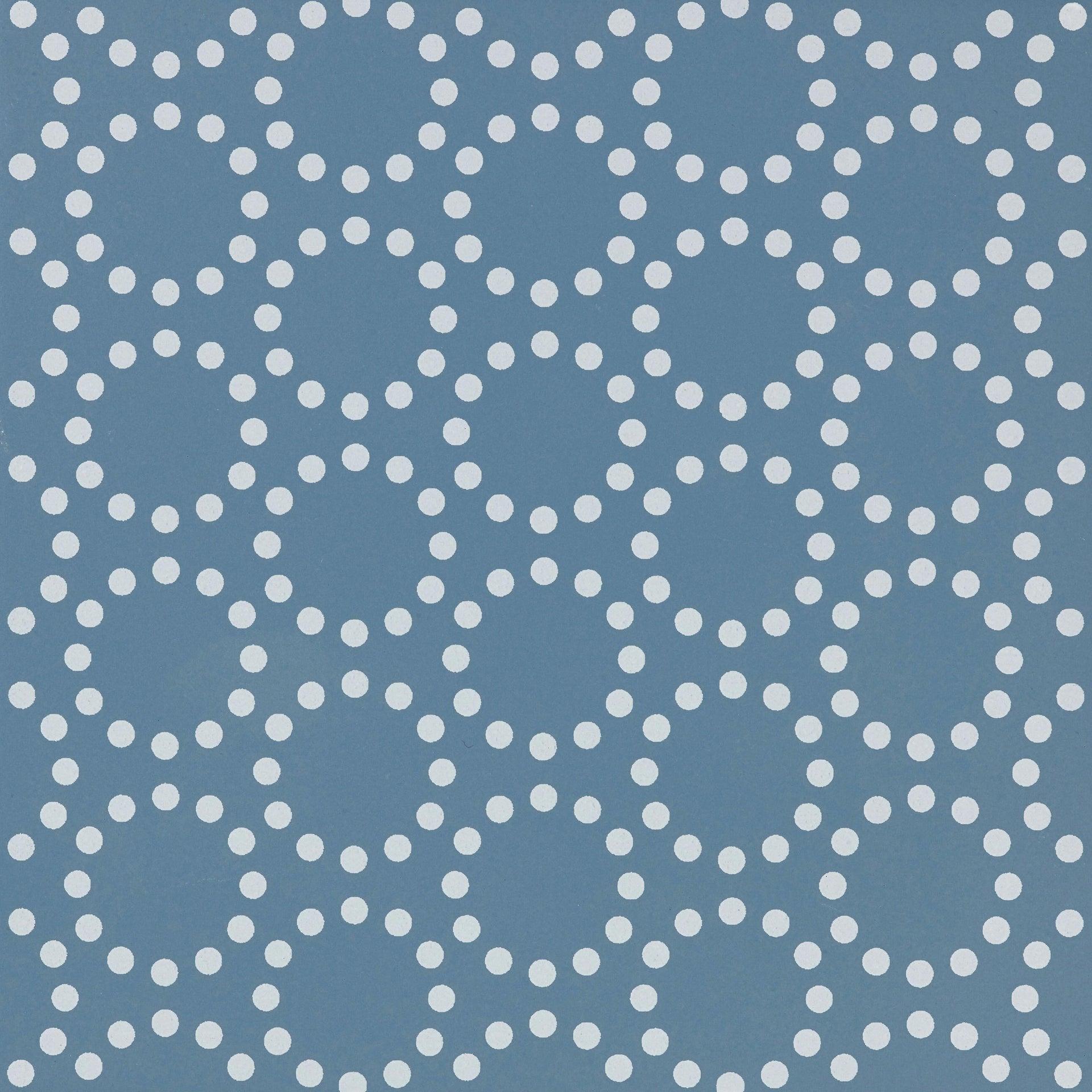 Piastrella decorativa Astuce 20 x 20 cm sp. 6.5 mm blu - 2