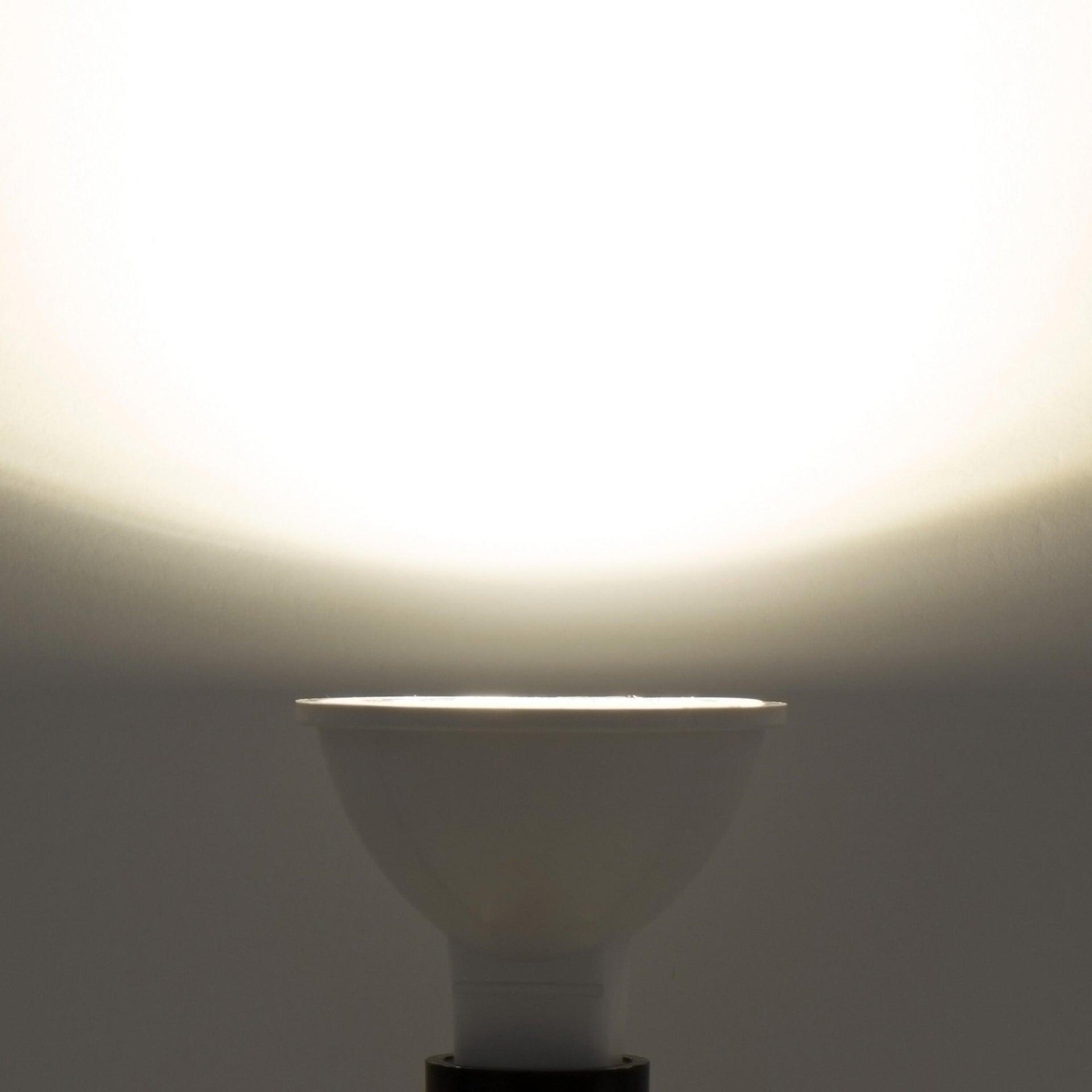 Lampadina LED, GU5.3, Faretto, Trasparente, Luce naturale, 5W=450LM (equiv 35 W), 100° , LEXMAN - 4