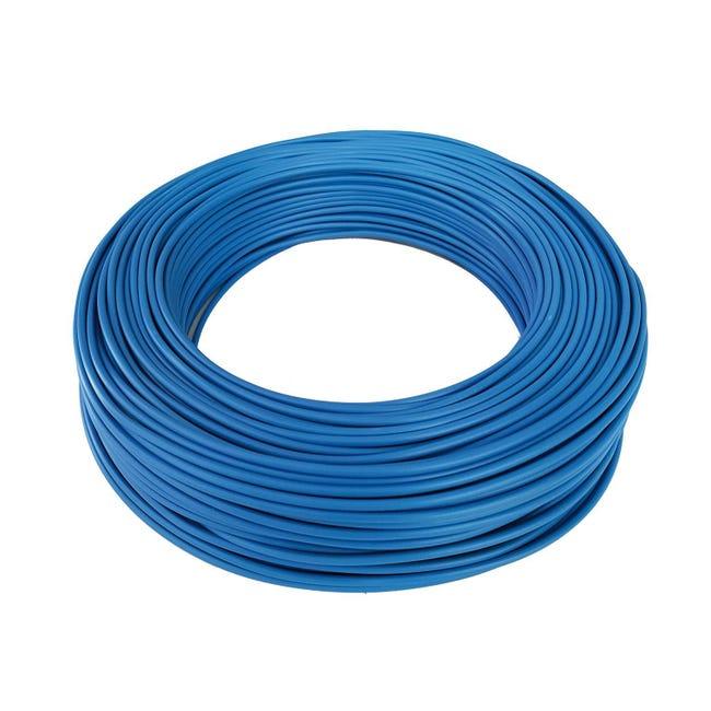 Cavo elettrico blu fs17 1 filo x 1,5 mm² 100 m BALDASSARI CAVI Matassa - 1