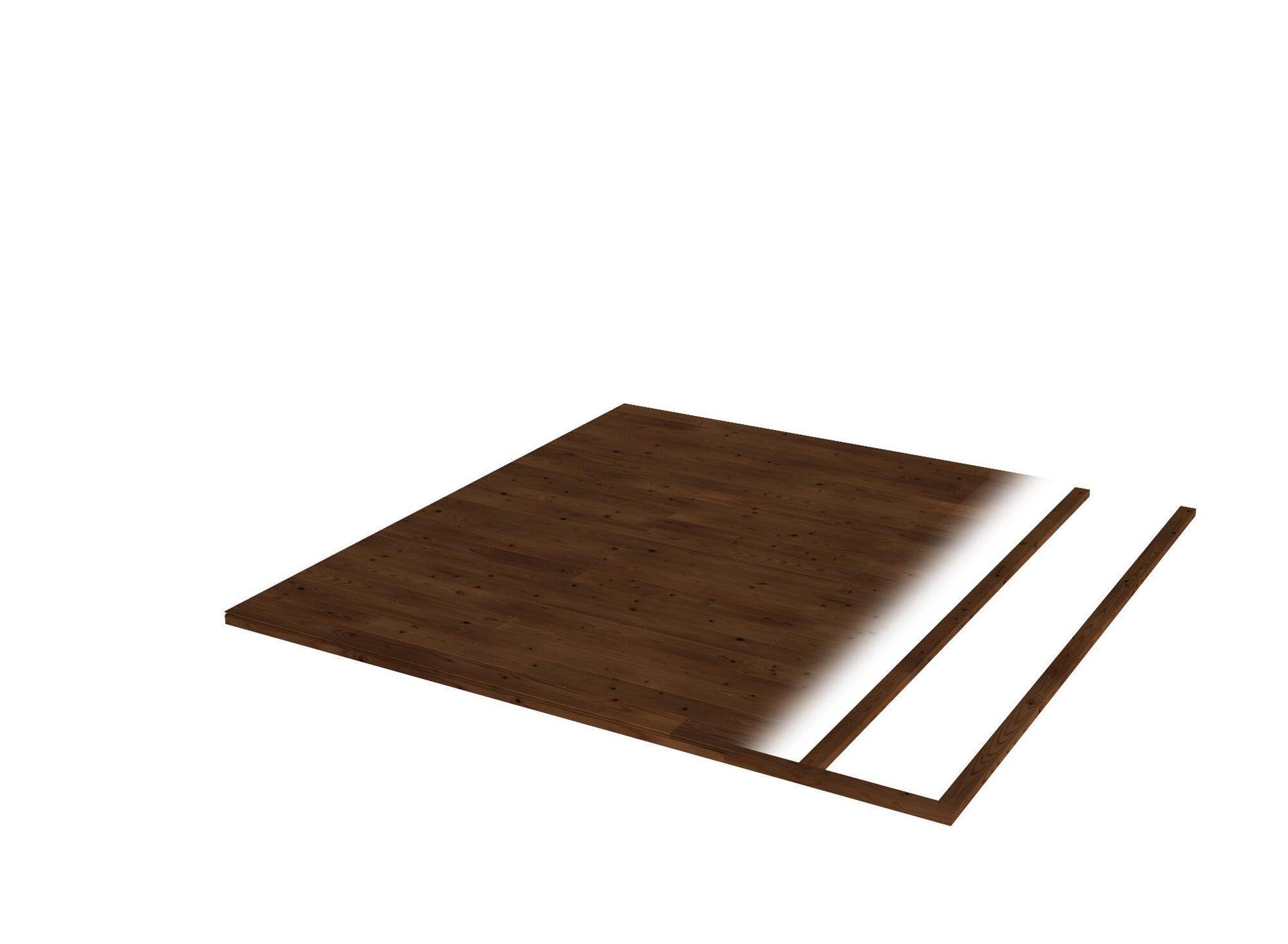 Pavimento per casetta da giardino Viola DECOR ET JARDIN 241.4 x 250 x 45 cm - 3