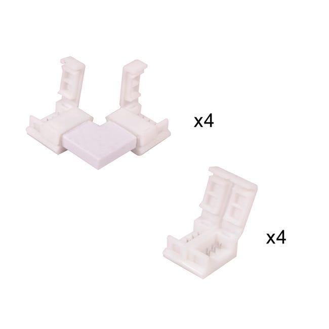 Accessori striscia LED bianco, - 1