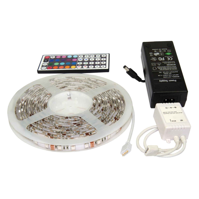 Striscia led Striscia LED 4m luce rgb 300LM IP65 - 1