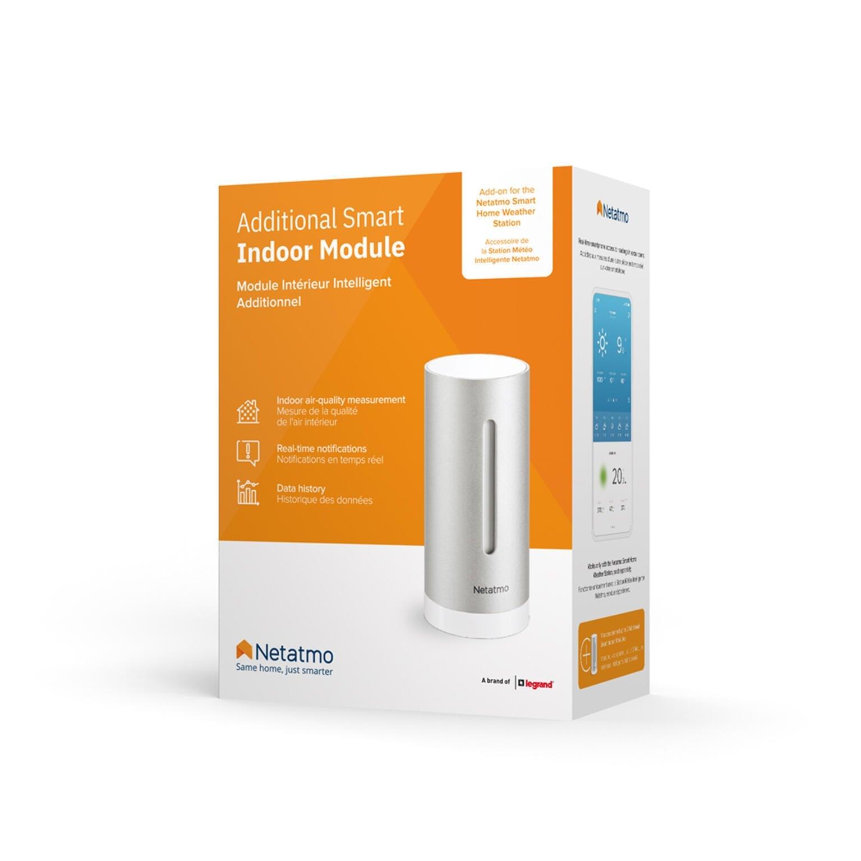 Misurazione della qualità dell'aria all'interno NETATMO Ink001 indoor - 3