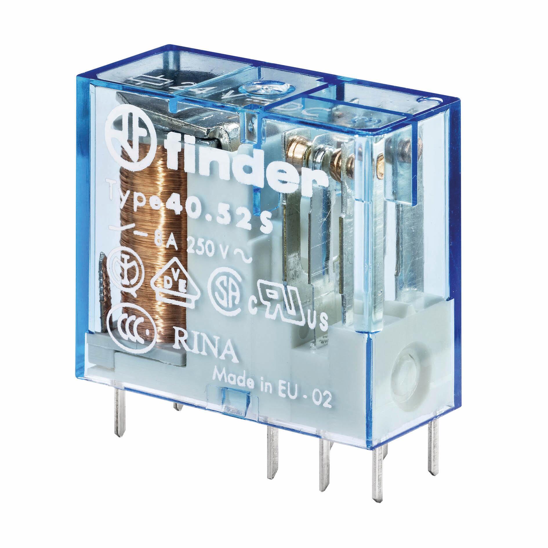 Relè FINDER 405280240000 6A 24V