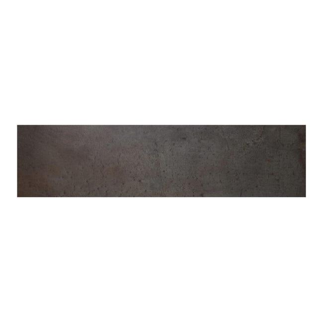 Piastrella Metal 30 x 120 cm sp. 9 mm PEI 3/5 bronzo - 1