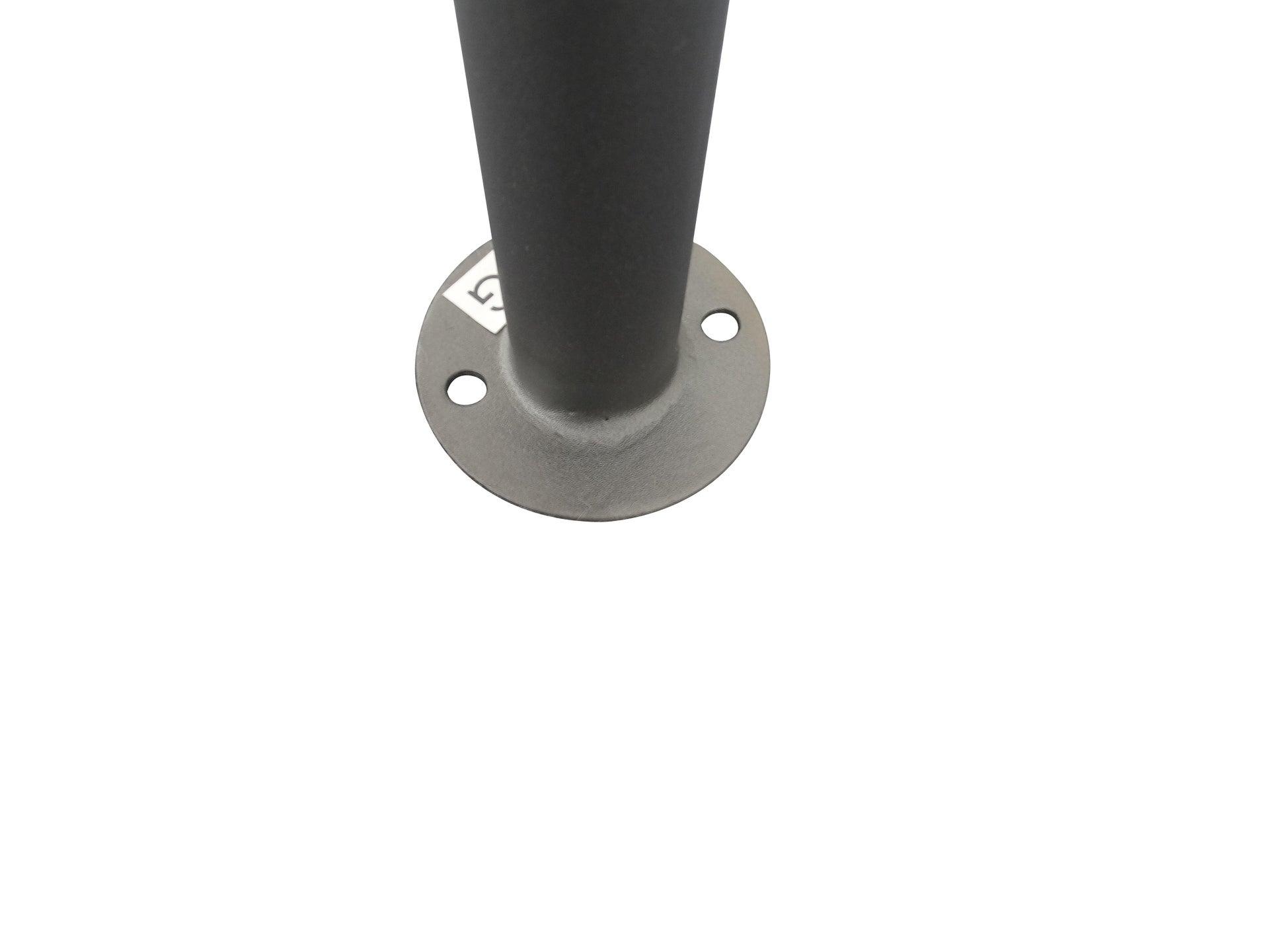 Gazebo acciaio Komo beige L 300 cm x P 300 cm, H 2.6 m - 7