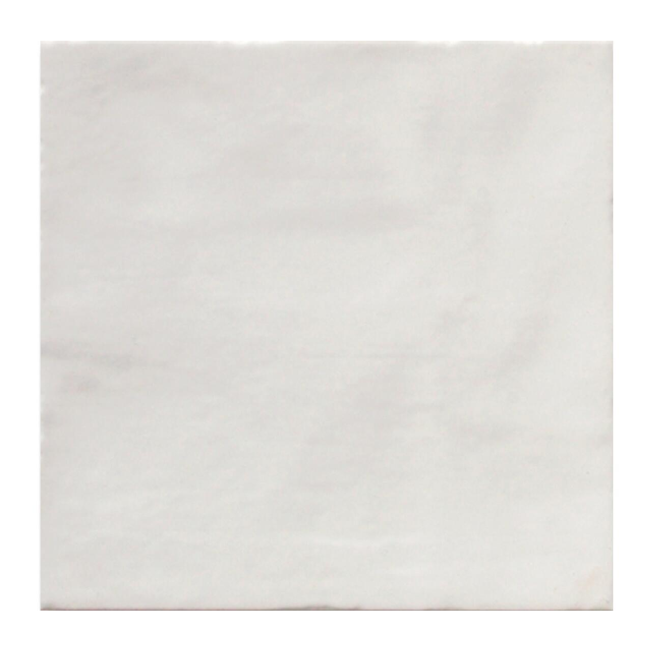 Piastrella per rivestimenti Patine 15 x 15 cm sp. 7 mm bianco - 2