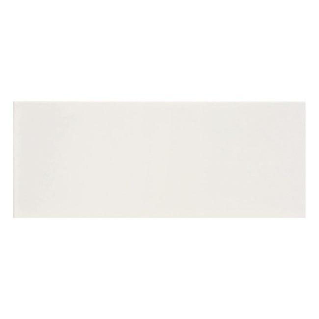 Piastrella per rivestimenti Loft 20 x 50.2 cm sp. 9 mm bianco - 1