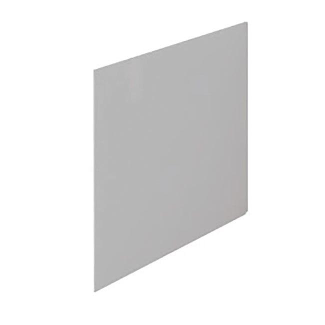 Pannello di rivestimento vasca laterale Tag acrilico bianco L 80 x H 53 cm - 1