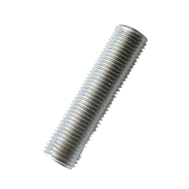 Tubo in acciaio grigio - 1