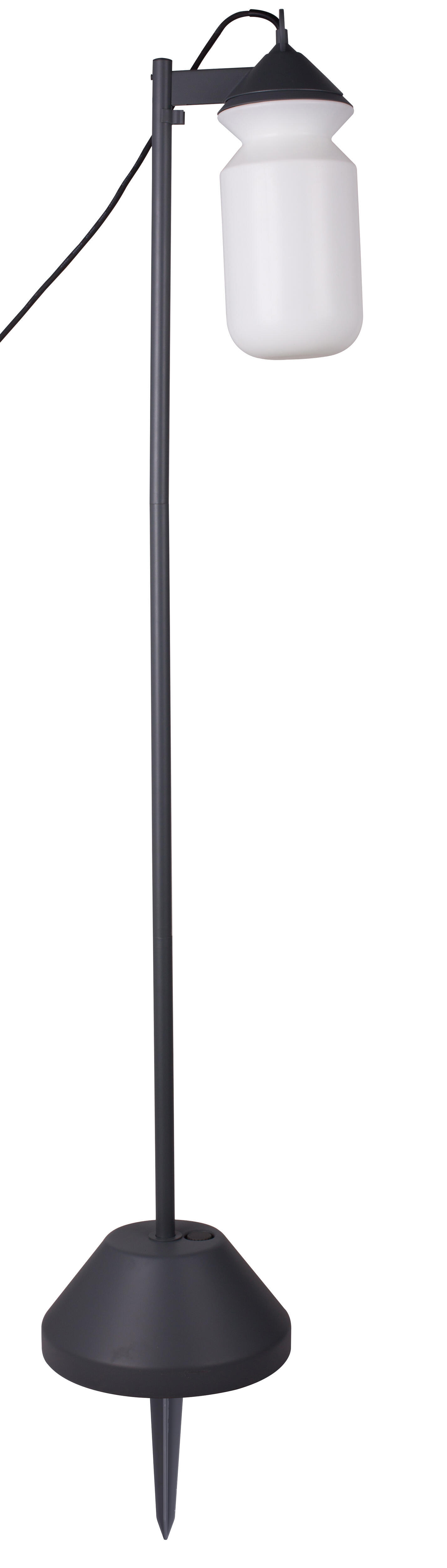 Lampada da esterno H 155 cm, in alluminio, E27 IP44 INSPIRE - 11