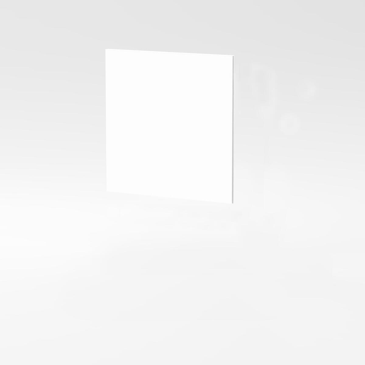 Anta One bianco L 60H 74 x P 1.8 cm