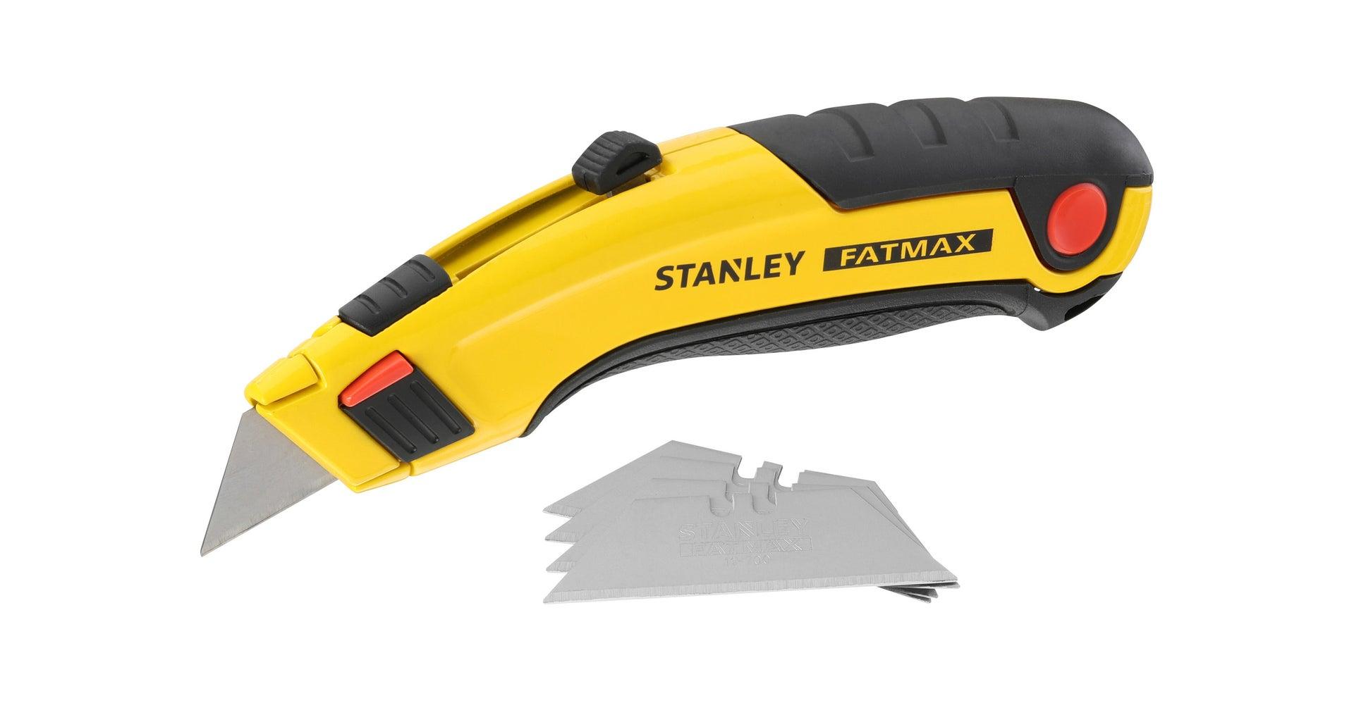 Taglierino STANLEY FATMAX lama da 0 a 16 cm - 2