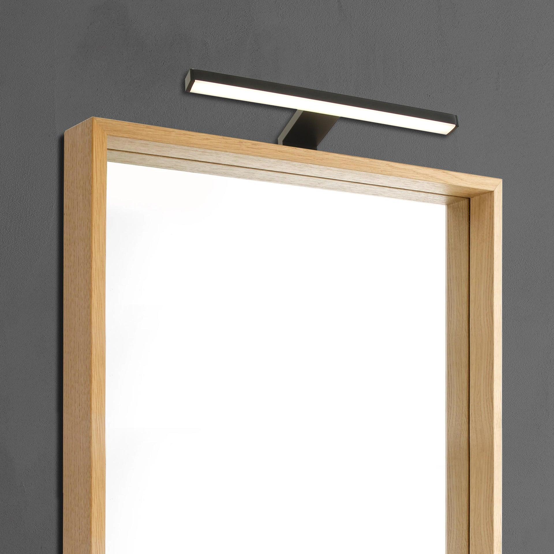 Applique moderno Slim con kit multi attacco , in alluminio, 50.0x50.0 cm, INSPIRE - 10